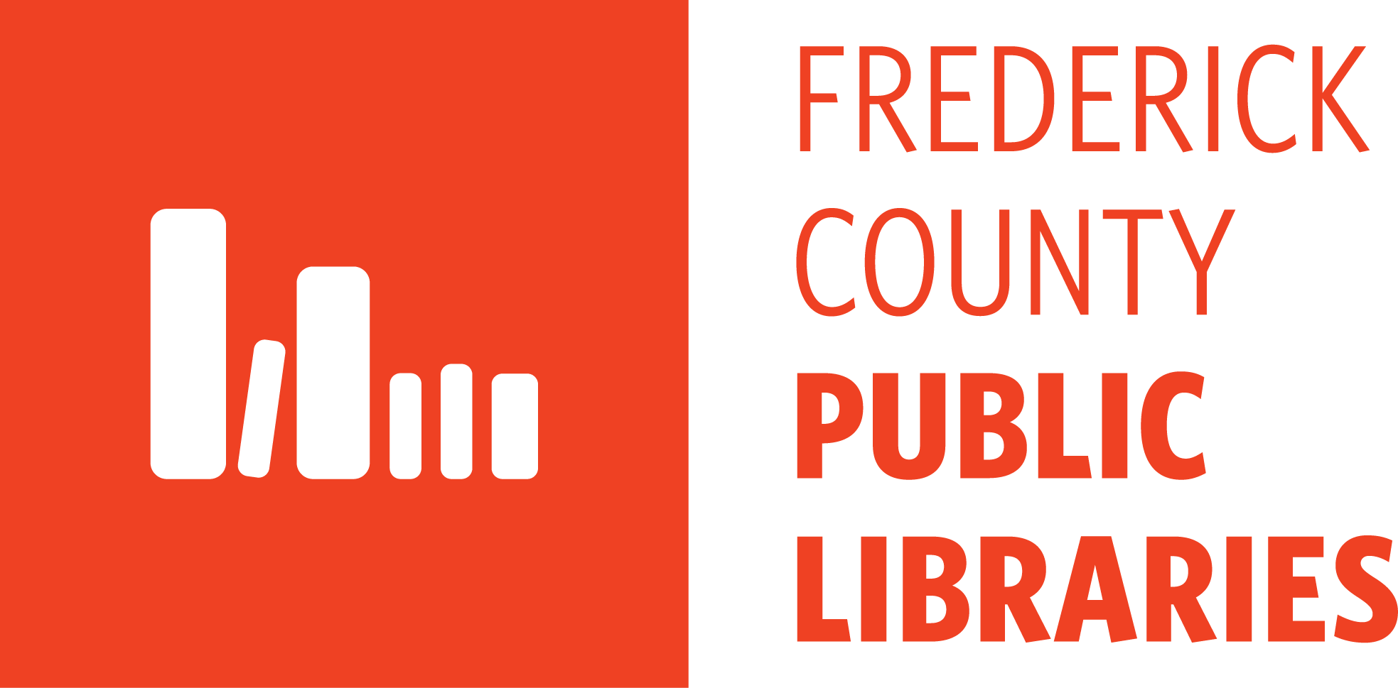 Frederick County Public Libraries logo