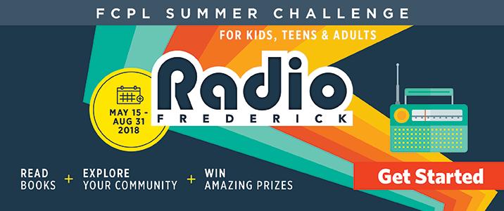 Summer Challenge: Radio Frederick